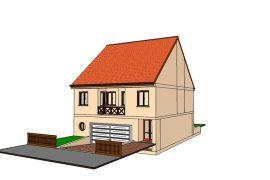 Családi ház tervezése, 2010