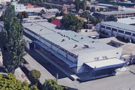 Gyógyszergyár raktárépületének kialakítása, 1999