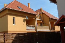 8 lakásos társasház, 2008