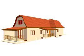 Családi ház tervezése, 2009