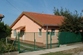 Új építésű földszintes családi ház, 2006