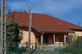Családi ház födémerősítés, tetőfelújítás, 2003