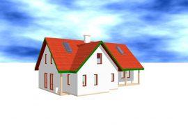 Családi ház tervezése, 2008