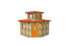 Családi ház tervezése és kivitelezése