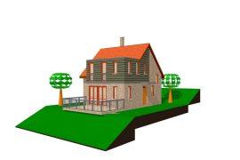 Családi ház tervezése, 2012